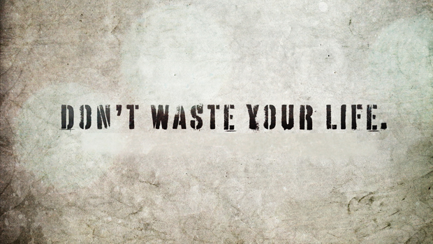 dont waste